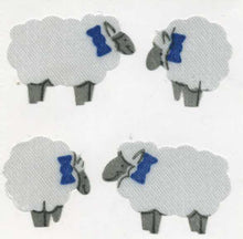 Load image into Gallery viewer, Pack of Silkie Stickers - Sheep