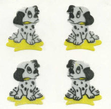 Load image into Gallery viewer, Pack of Silkie Stickers - Dalmatians