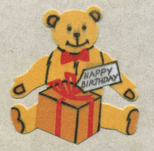 Load image into Gallery viewer, Pack of Furrie Stickers - Birthday Bear
