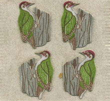 Load image into Gallery viewer, Pack of Furrie Stickers - Woodpeckers