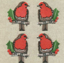 Load image into Gallery viewer, Pack of Furrie Stickers - Robins