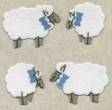 Load image into Gallery viewer, Pack of Furrie Stickers - Sheep