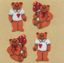 Load image into Gallery viewer, Pack of Furrie Stickers - Teddies In T-Shirts