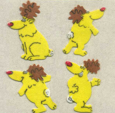 Pack of Furrie Stickers - Reindeer