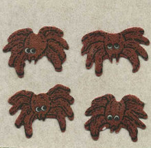 Load image into Gallery viewer, Pack of Furrie Stickers - Spiders