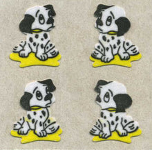 Load image into Gallery viewer, Pack of Furrie Stickers - Dalmatians