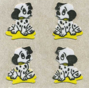 Pack of Furrie Stickers - Dalmatians