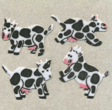 Load image into Gallery viewer, Pack of Furrie Stickers - Cows