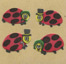 Load image into Gallery viewer, Pack of Furrie Stickers - Ladybirds