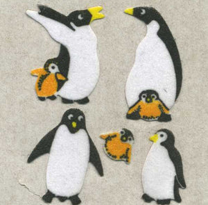Pack of Furrie Stickers - Penguins