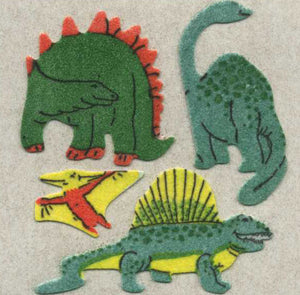 Pack of Furrie Stickers - Dinosaurs