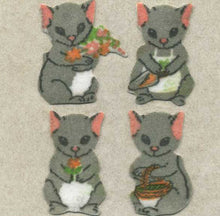 Load image into Gallery viewer, Pack of Furrie Stickers - Country Mice