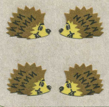 Load image into Gallery viewer, Pack of Furrie Stickers - Hedgehogs