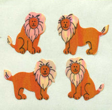 Load image into Gallery viewer, Pack of Pearlie Stickers - Lions