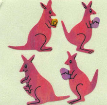 Load image into Gallery viewer, Pack of Pearlie Stickers - Kangaroos