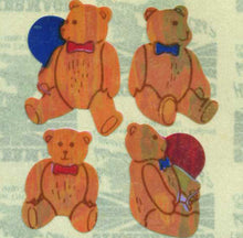 Load image into Gallery viewer, Pack of Pearlie Stickers - Traditional Teddies