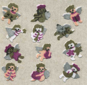 Pack of Furrie Stickers - Cherubs