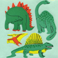 Load image into Gallery viewer, Pack of Paper Stickers - Dinosaurs