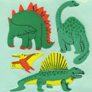 Pack of Paper Stickers - Dinosaurs