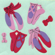 Load image into Gallery viewer, Pack of Paper Stickers - Ballet Shoes