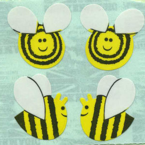 Pack of Paper Stickers - Bees