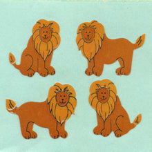 Load image into Gallery viewer, Pack of Paper Stickers - Lions