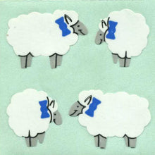 Load image into Gallery viewer, Pack of Paper Stickers - Sheep
