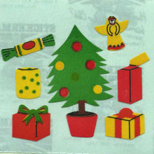 Load image into Gallery viewer, Pack of Paper Stickers - Christmas Trees