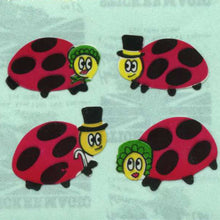 Load image into Gallery viewer, Pack of Paper Stickers - Ladybirds