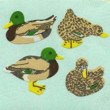 Load image into Gallery viewer, Pack of Paper Stickers - Mallard Ducks