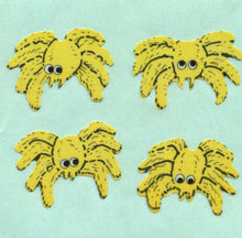 Load image into Gallery viewer, Pack of Paper Stickers - Spiders