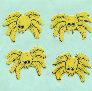 Pack of Paper Stickers - Spiders