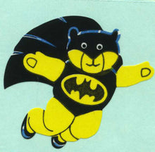 Load image into Gallery viewer, Pack of Paper Stickers - Bat Ted