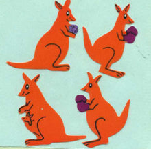 Load image into Gallery viewer, Pack of Paper Stickers - Kangaroos