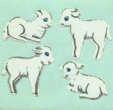 Load image into Gallery viewer, Pack of Paper Stickers - Lambs
