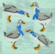 Load image into Gallery viewer, Pack of Paper Stickers - Geese