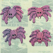 Load image into Gallery viewer, Pack of Pearlie Stickers - Spiders