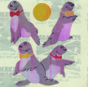 Pack of Pearlie Stickers - Sealions