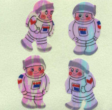 Load image into Gallery viewer, Pack of Pearlie Stickers - Young Astronauts