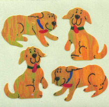 Load image into Gallery viewer, Pack of Pearlie Stickers - Happy The Dog