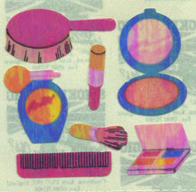 Load image into Gallery viewer, Pack of Pearlie Stickers - Make-up Set