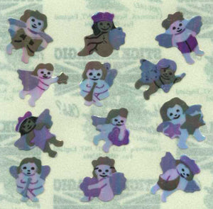 Pack of Pearlie Stickers - Cherubs