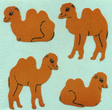Load image into Gallery viewer, Pack of Paper Stickers - Camels