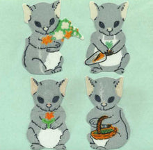 Load image into Gallery viewer, Pack of Paper Stickers - Country Mice