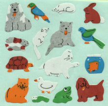 Load image into Gallery viewer, Pack of Paper Stickers - Micro Pets