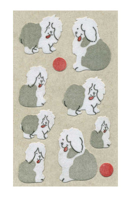 Maxi Furrie Stickers - Sheepdogs