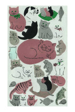 Load image into Gallery viewer, Maxi Stickers - Cats and Kittens