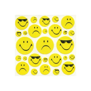 Maxi Stickers - Smiley Expressions