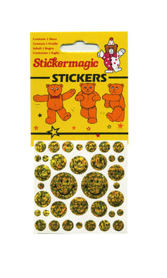 Maxi Stickers - Smiley Faces