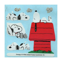 Load image into Gallery viewer, Maxi Stickers - Snoopy On Kennel
